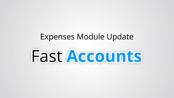 Expenses Module Update