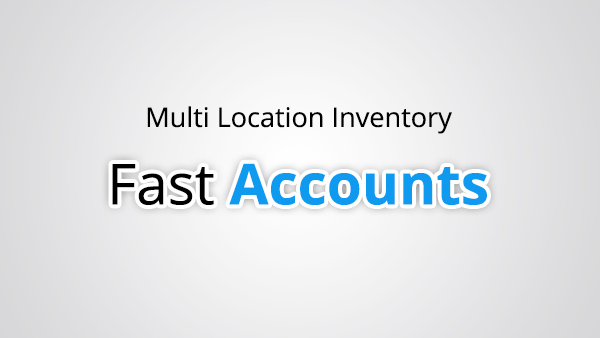 Multi Location Inventory