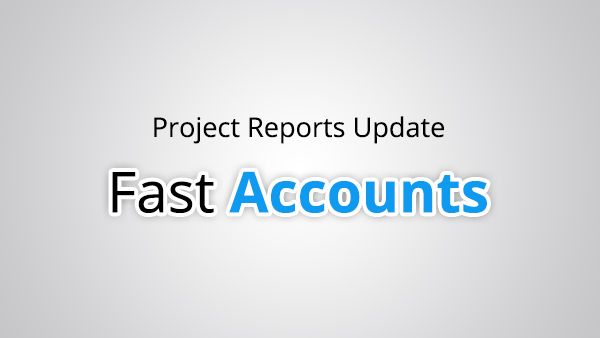 Project Reports Update